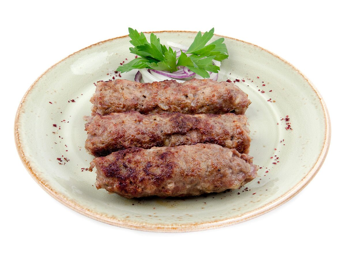 Люля-кебаб на сковороде: блюдо для сытой лени или как 53